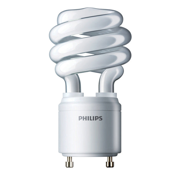 Philips 13w EL/mDT Warm White GU24 Energy Saver Fluorescent Light Bulb
