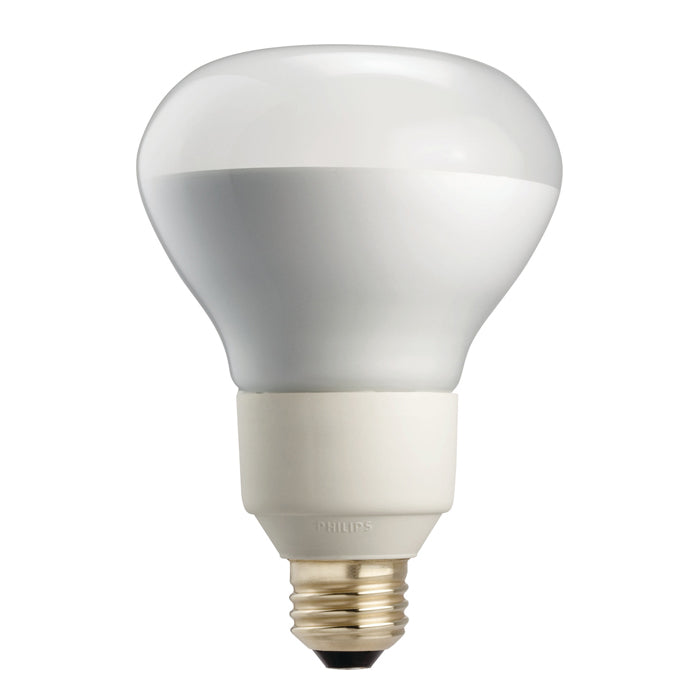 Philips 16w R30 Warm White 2700k Dimmable Reflector Fluorescent Light Bulb