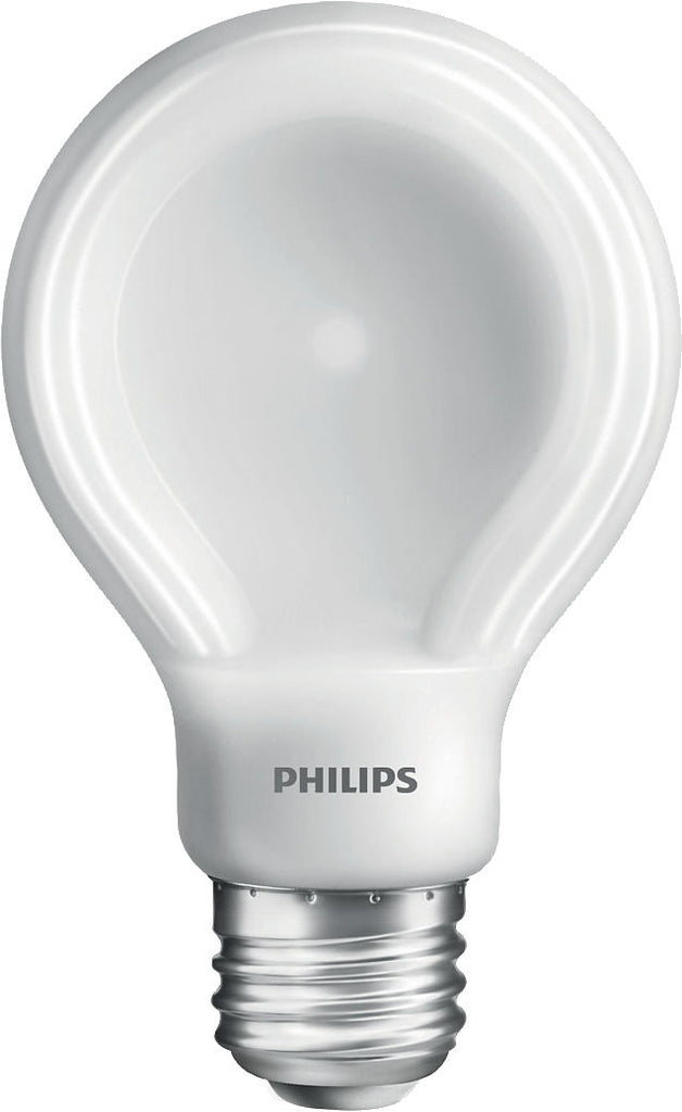 Philips SlimStyle 8W A19 LED 2700K Dimmable Bulb  - 40w equivalent