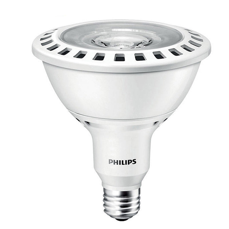Philips 17W PAR38 LED 3000K White Flood 25 Single Optics Bulb
