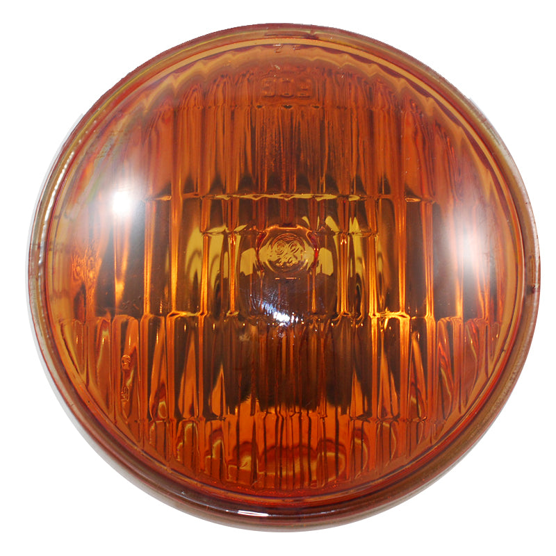 GE 4415A - 35w 12.8v PAR36 Amber Sealed Beam Bulb