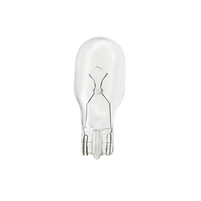 10Pk - GE 909 - 4W 6v T5 Wedge base Miniature Emergency and Exit light Bulb
