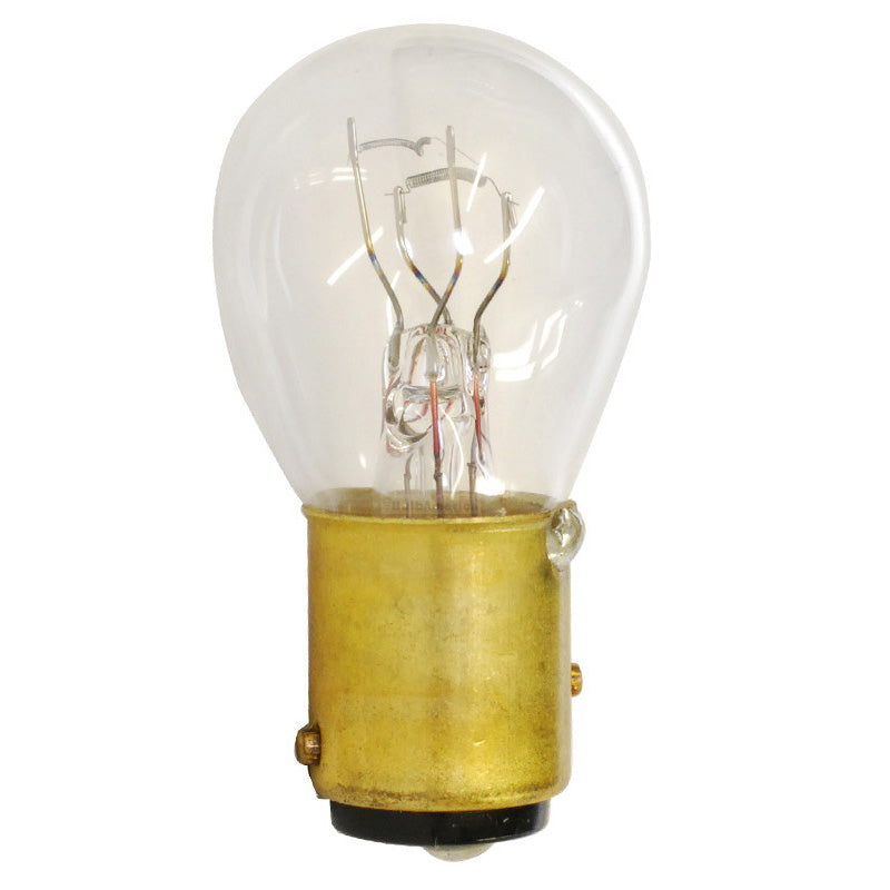 GE 26775 1034 - 27w S8 BAY15d 12.8v Miniature Automotive Incandescent Light Bulb