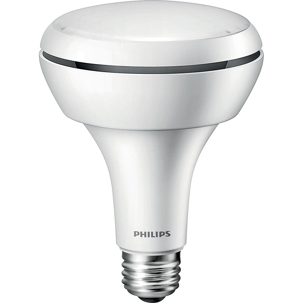 Philips WarmGlow 9.5W BR30 LED 2700K Warm White Dimmable Bulb - 65w equiv.