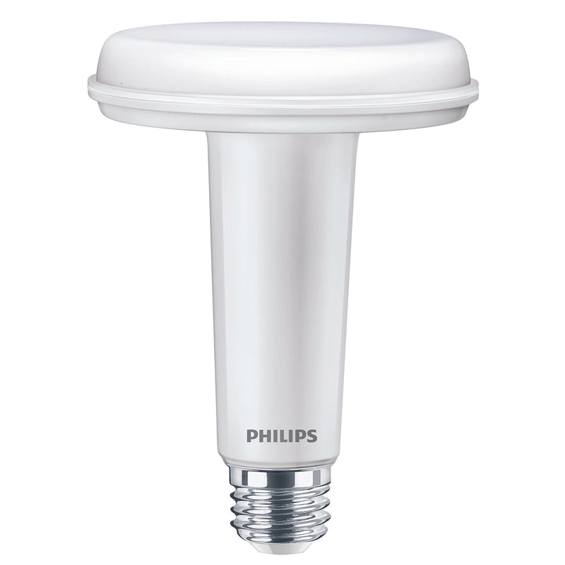 6Pk - Philips SlimStyle 9.5W BR30 LED Soft White Dimmable Bulb - 65w equivalent