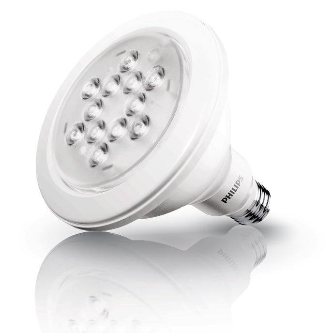 Philips 15w PAR38 White 3000k Flood 25d LED Waterproof Bulb - 90w equiv.