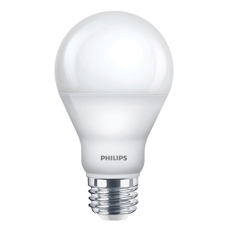 Philips 9W A19 5000K Daylight LED Dimmable Light Bulb - 60w equiv.