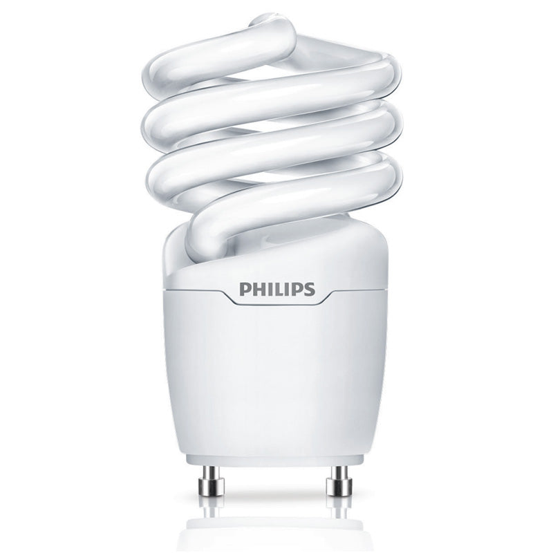 Philips 23w Twist GU24 CFL 2700k Warm White Fluorescent Bulb - 100w equiv.