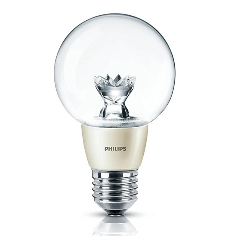 Philips 4.5W G25 LED 2700K Warm White Diamond Spark LED Globe bulb