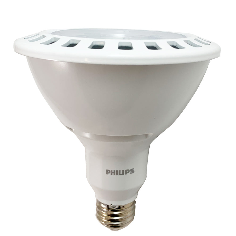 6PK - Philips 13w PAR38 Dimmable LED Flood 25 White 3000k AirFlux Light Bulb