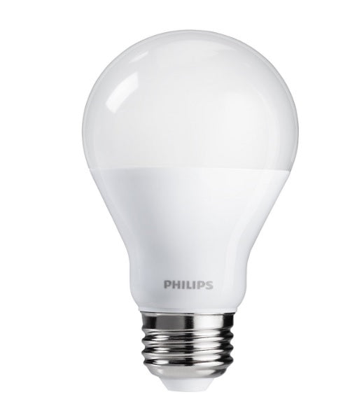 Philips 6W A19 5000K Daylight LED Dimmable Light Bulb - 40w equiv.