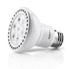 Philips Airflux PAR20 Dimmable LED - 6w 4000K Narrow Flood Bulb