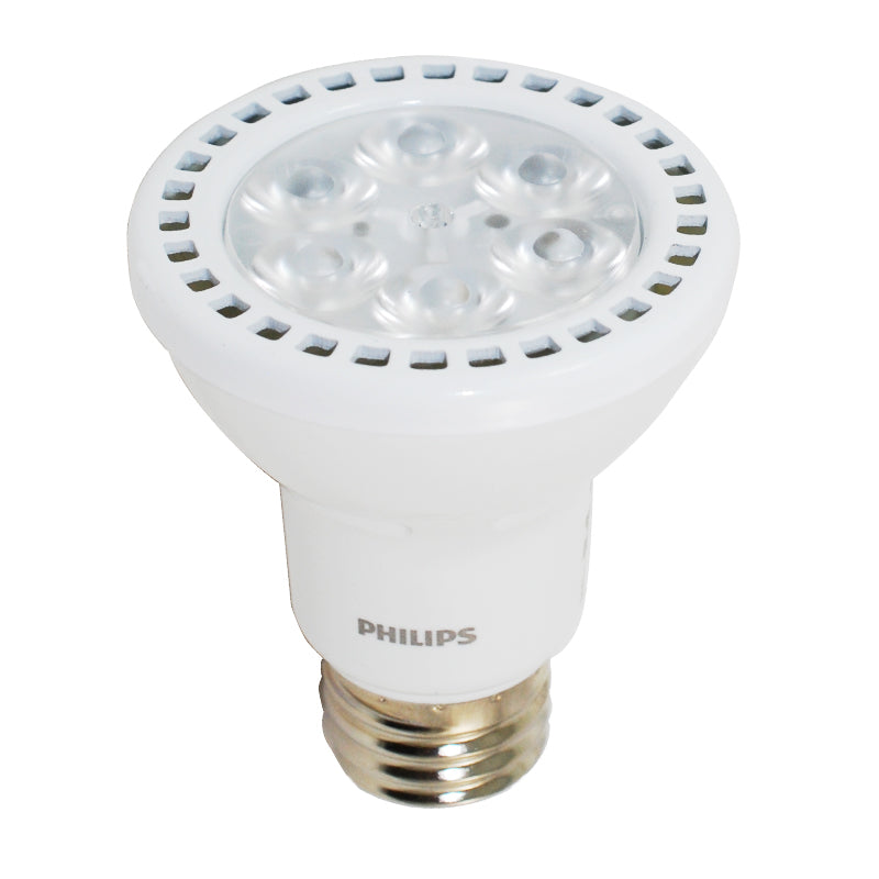 Philips AirFlux 6W PAR20 2700K Spot15 Dimmable LED Light Bulb