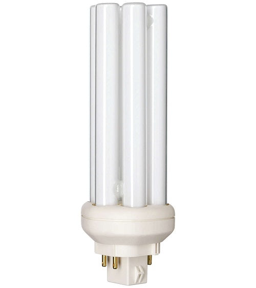 Philips 32w 106v Triple Tube 4-Pin GX24Q-3 2700k Fluorescent 458281 Light Bulb