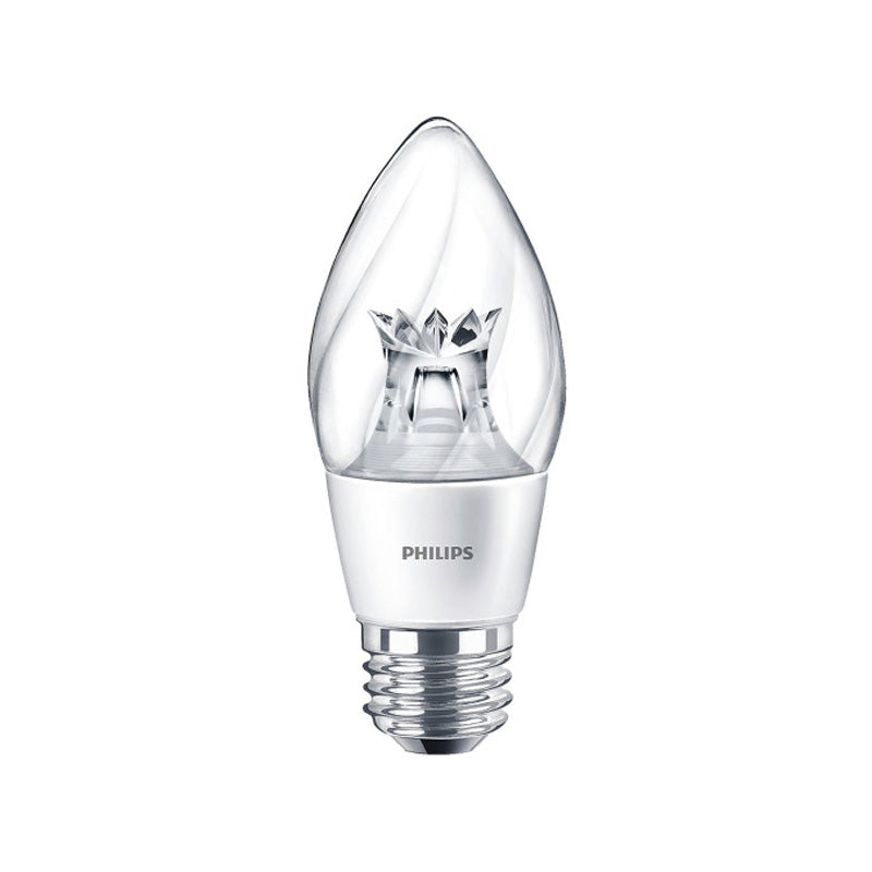 Philips Warm Glow 7W F15 LED 2700K E26 Dimmable Bulb