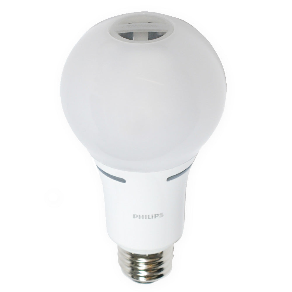 Philips 3-Way 5/8/18w 120V LED A21 light bulb - 40w/60w/100w equiv.