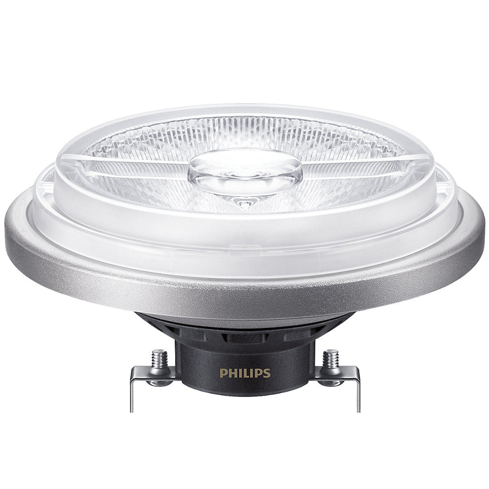 Philips 15W 12V LED AR111 GX53 Narrow Flood 25 degree 2700k Light Bulb