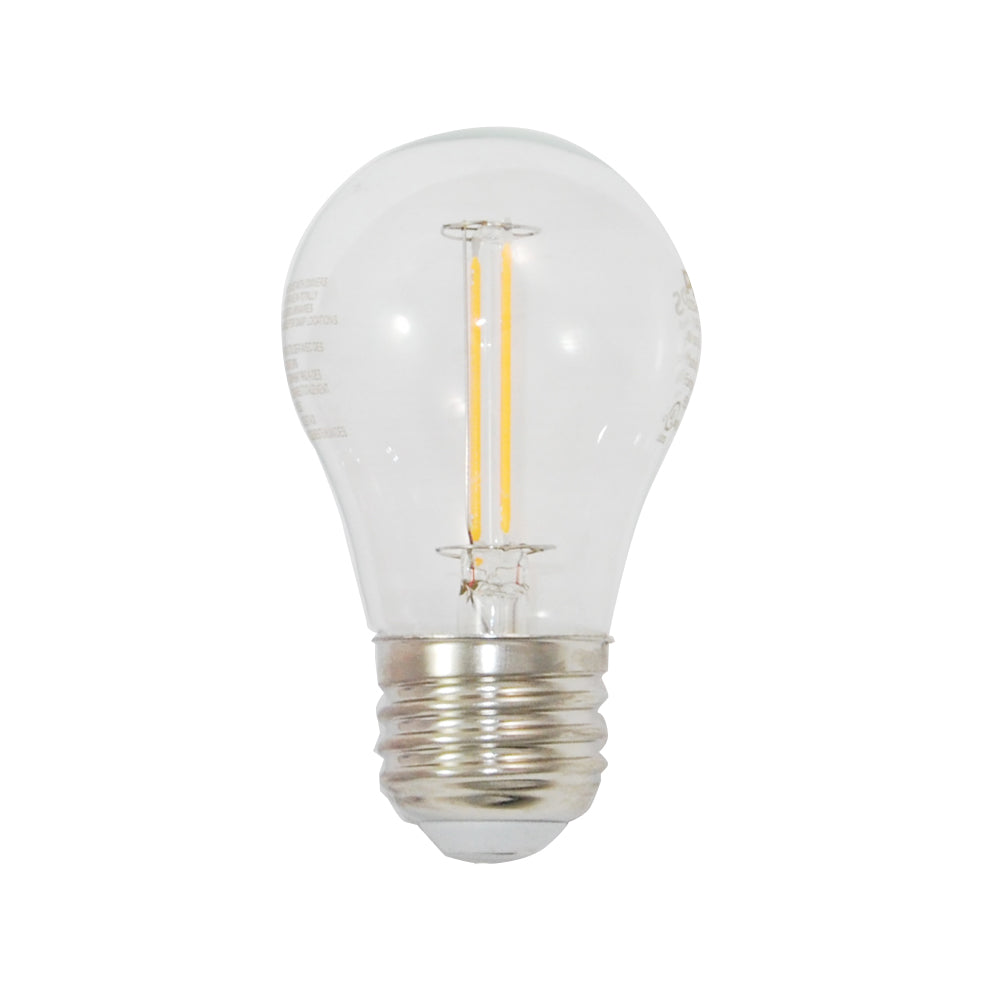 Philips 461111 2 Watt A15 LED 2200K Soft White Light Bulb - 25w Replacement