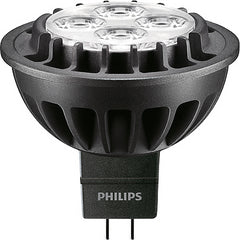 Philips 7W MR16 LED Dimmable Soft White Narrow Spot NSP15 Bulb - 35w equiv.