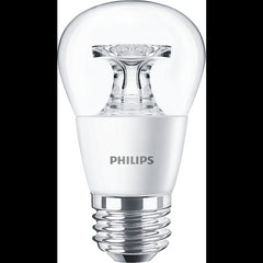 Philips 5.5w Dimmable LED A15 E26 Base Clear Warm Glow Bulb - 40w equiv.