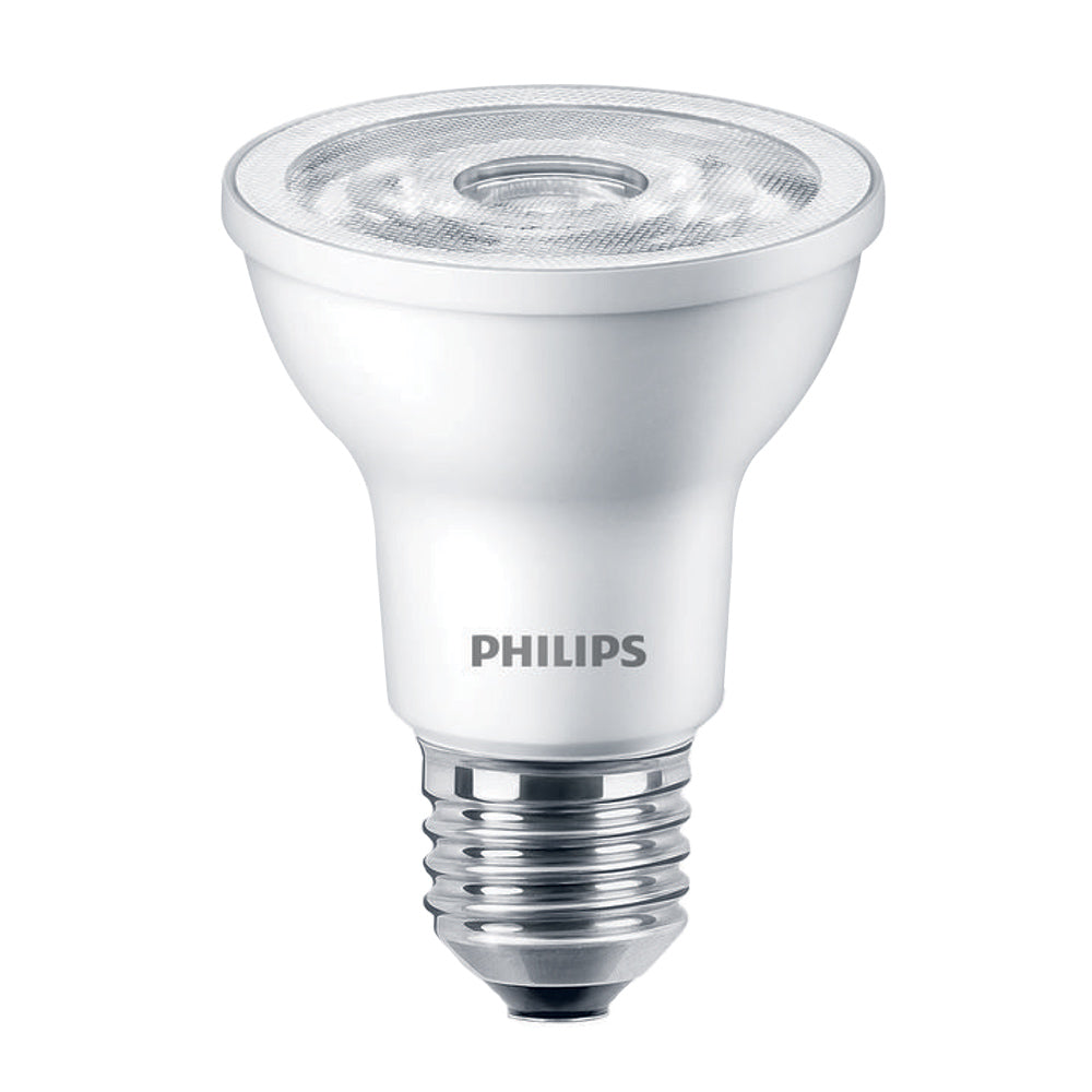 Philips PAR20 Dimmable LED - 6w 4000K Flood FL25 Bulb - 50w equiv.
