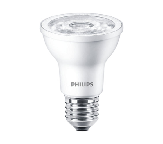Philips PAR20 Dimmable LED - 6w 2700K Spot SP15 Bulb - 50w equiv.