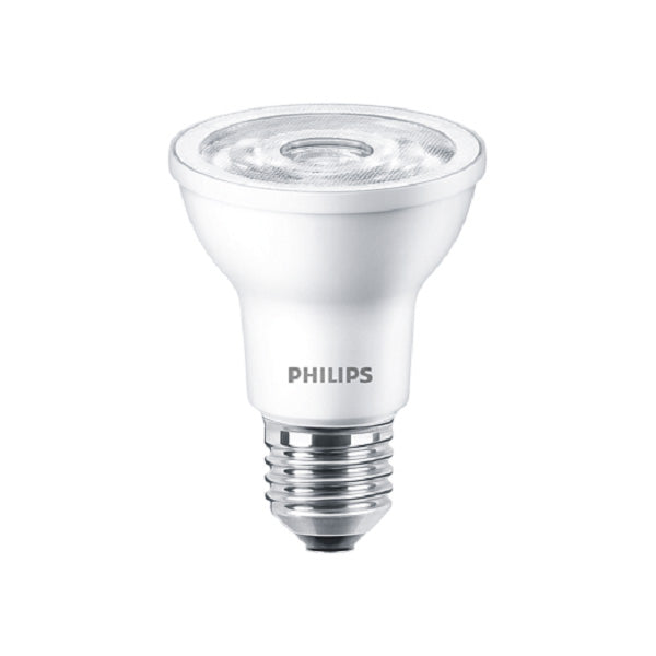 Philips PAR20 Dimmable LED - 6w 3000K Flood FL35 Bulb - 50w equiv.