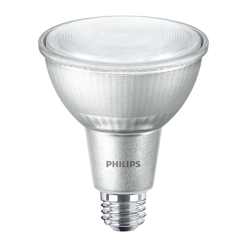 Philips 12w PAR30L Dimmable LED 4000k Cool White Flood 40 Light Bulb
