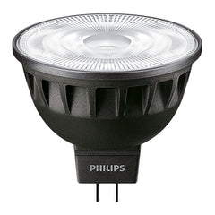 Philips 7W MR16 LED Dimmable Cool White Flood FL25 Bulb - 42w equiv.