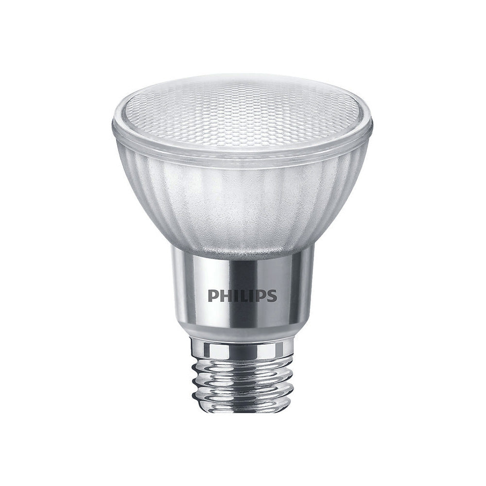 Philips PAR20 Dimmable LED 7w 2200-2700K Warm White Flood FL40 Bulb - 50w equiv.