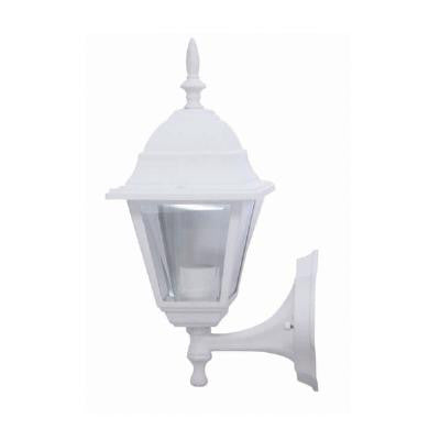 Sunlite ODI1120 60w white wall mount down outdoor fixture