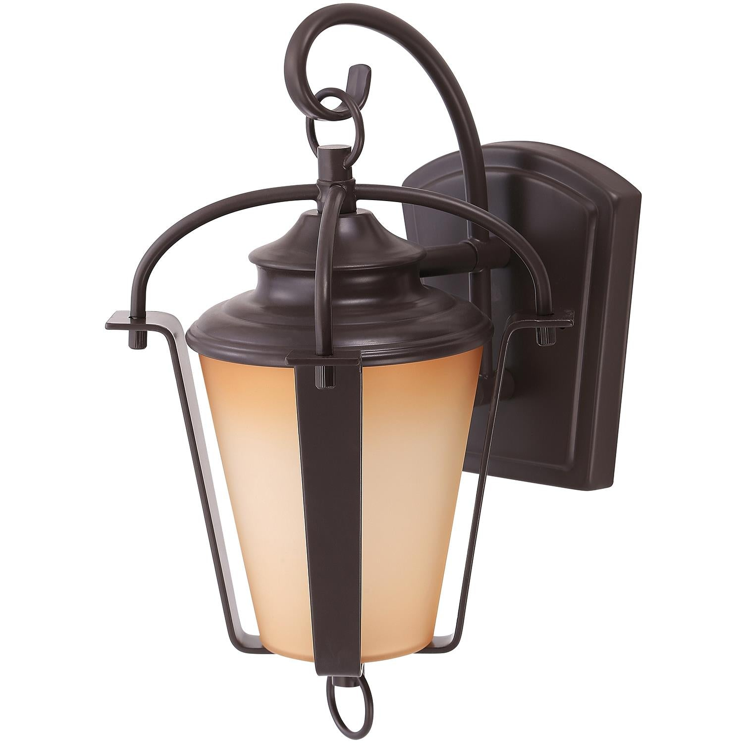 SUNLITE 12w LED Wall Mounted Antique style Lantern - 3000K
