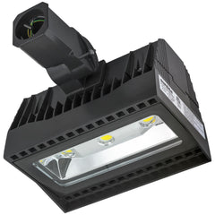 SUNLITE 150W Floodlight Integrated LED 5000K Super White Bronze Finish