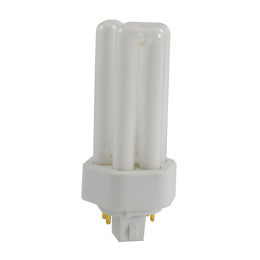 USHIO 18w 100v CF18TE/841 Dimmable GX24Q2 Compact Fluorescent Bulb - 75w equiv.