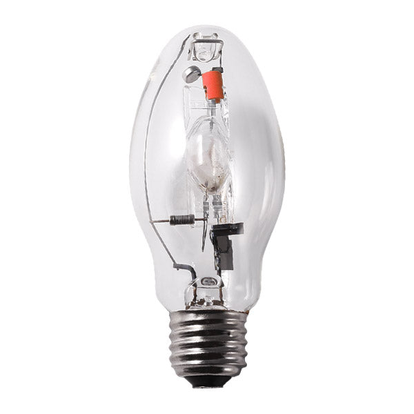 USHIO UHI S 150w E26 ED17 Colorlite ORANGE Colored Metal Halide Light Bulb