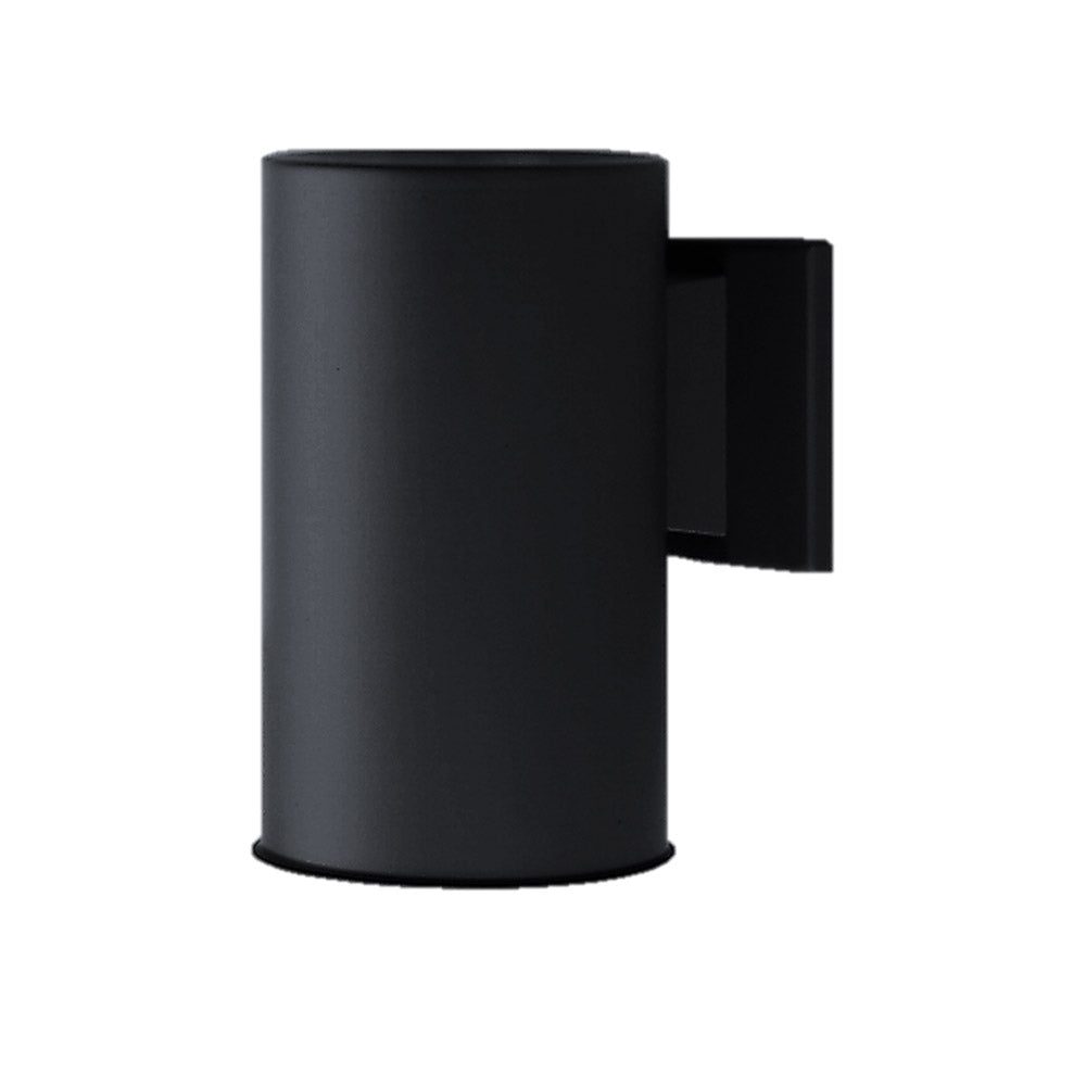Black Ornate Wall Lights : NICOR Decorative Black Wall Mount Down Light BulbAmerica