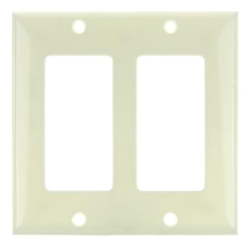 SUNLITE Gang Decorative Plate Almond Color E302A
