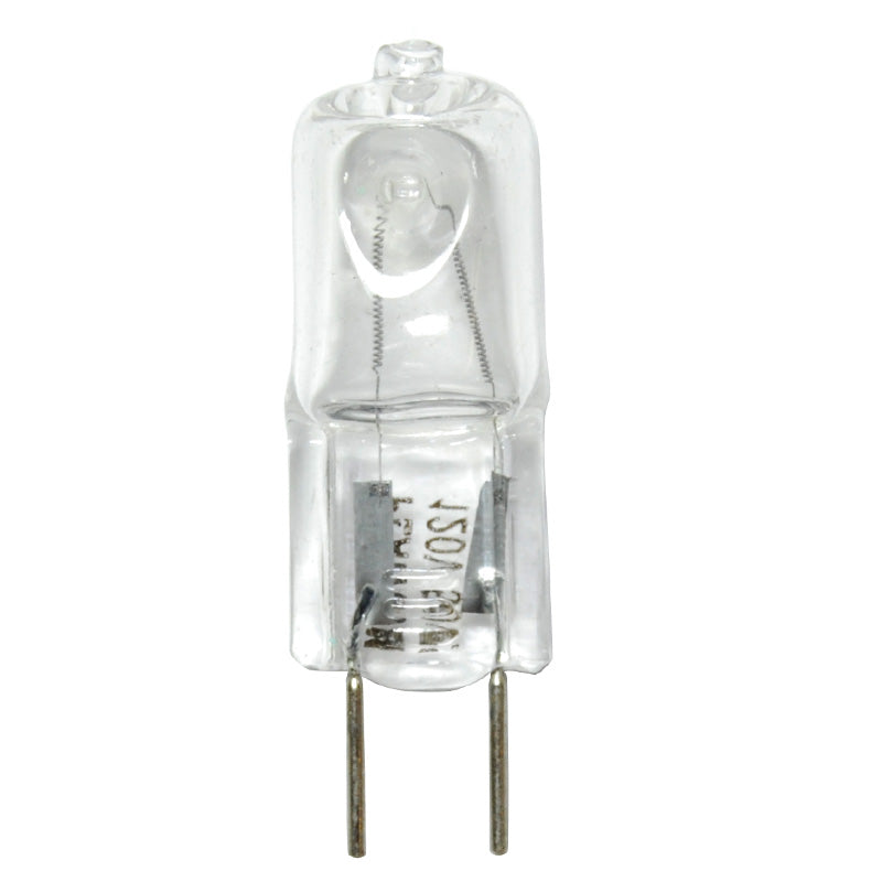 Platinum 50W 120V GY8 Bi-Pin Base Clear Halogen Bulb