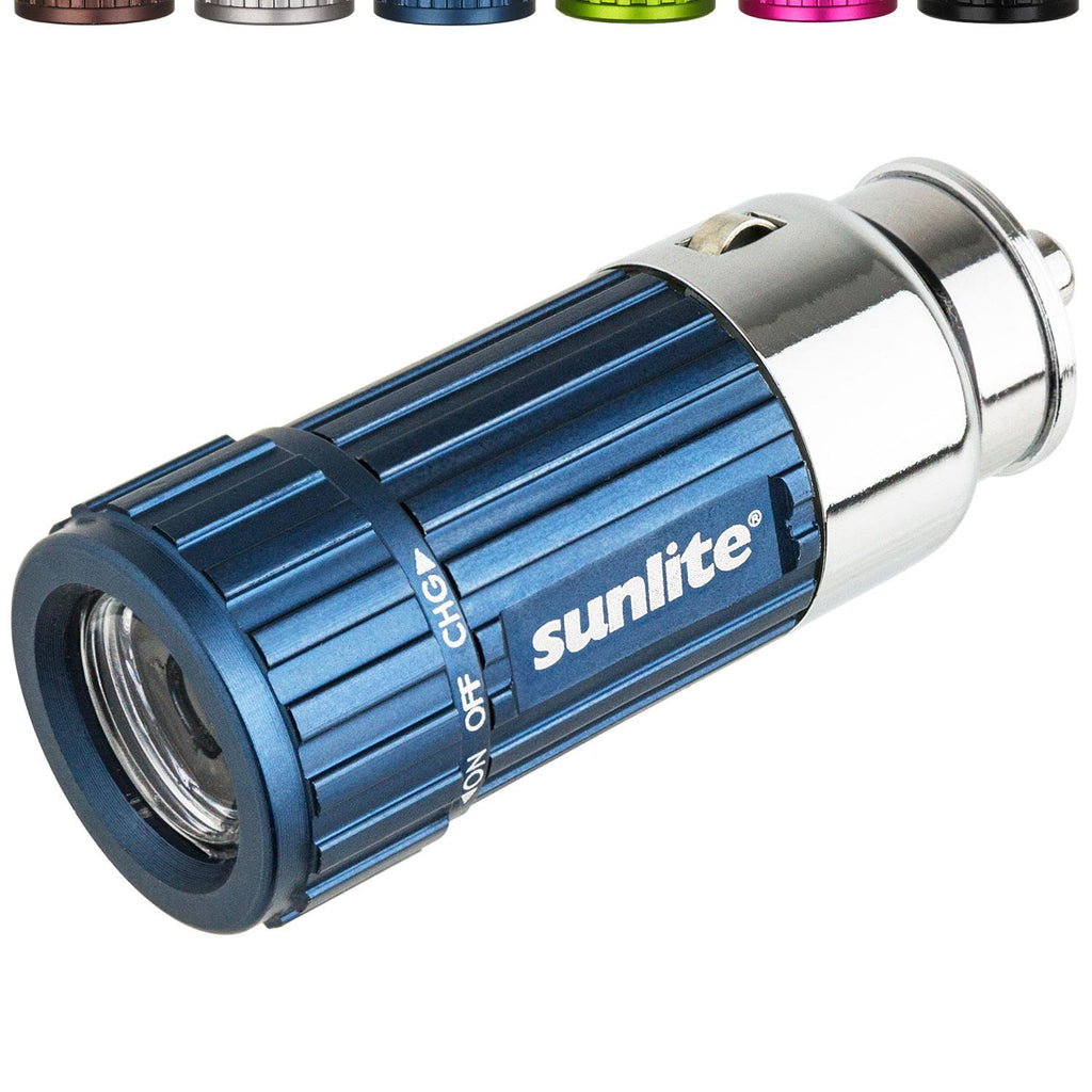 SUNLITE LED Rechargeable Mini Flashlight