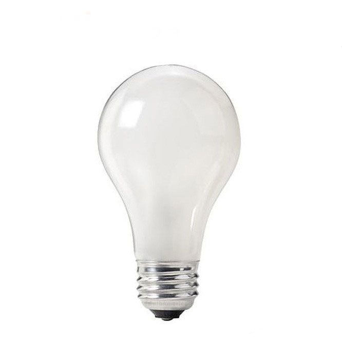 Sylvania 53w 120v A19 Soft White Halogen Light Bulb
