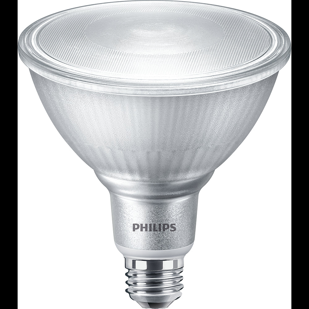 Philips 14W Dimmable PAR38 FL40 LED Bulb - 3000k White - 120w equiv.