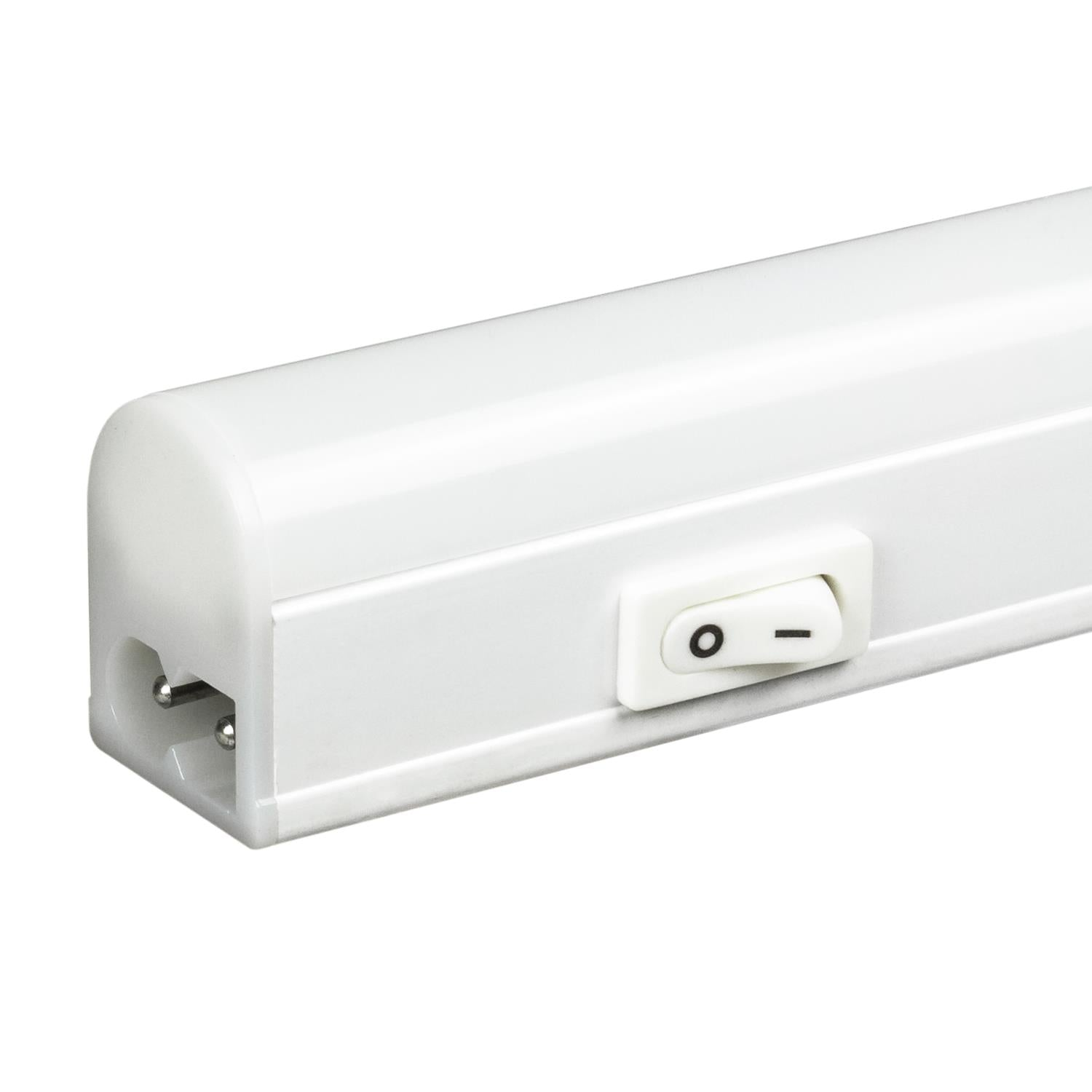 SUNLITE 4w 12in Linkable Under Cabinet Light Fixture - 3000K