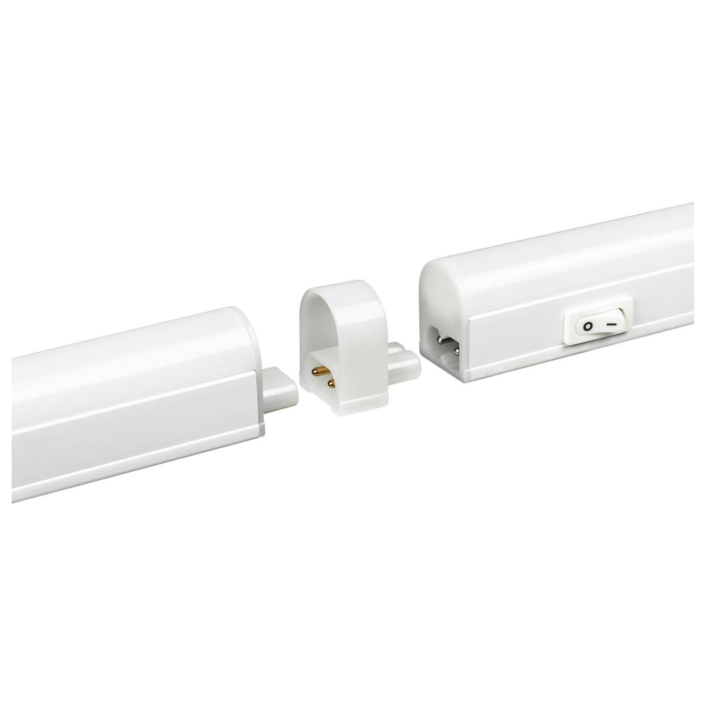 Sunlite 53080-SU 12in 4W Linkable Under Cabinet Light with Plug - 4000K