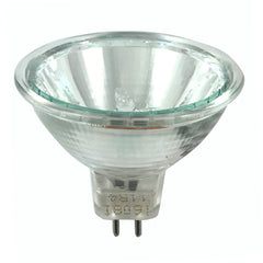 ESX Sylvania MR16 20w 12V SP10 w/ Front Glass FG GU5.3 Halogen Light Bulb