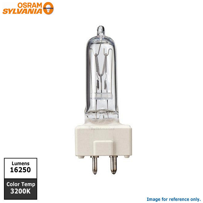 Osram Sylvania 650w 230v FRL 64717 CP/89 Single Ended Halogen Light Bulb