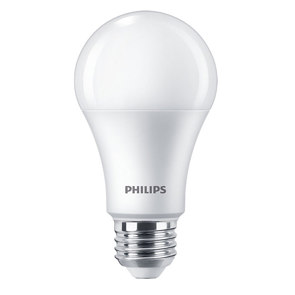Philips 16W LED A19 Dimmable Soft White Bulb with Warm Glow Effect - 100w equiv.