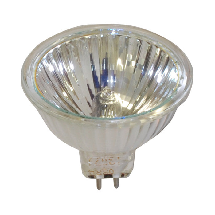 SYLVANIA BAB 20w Titanium MR16 Wide Flood w/ Front Glass 12V WFL36 halogen bulb