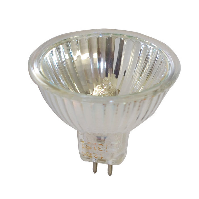FMW Sylvania MR16 35w w/ Front Glass FG FL35 Tru-Aim Titan Halogen Light Bulb
