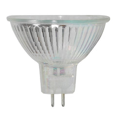 Sylvania 50w 12v EXN MR16 Flood w/ Front Glass GU5.3 Bi-Pin Halogen Light Bulb