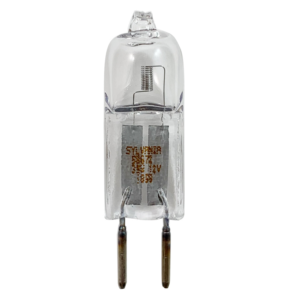 SYLVANIA 35w 12v Starlite Bi-Pin Quartz Halogen GY6.35 Light Bulb
